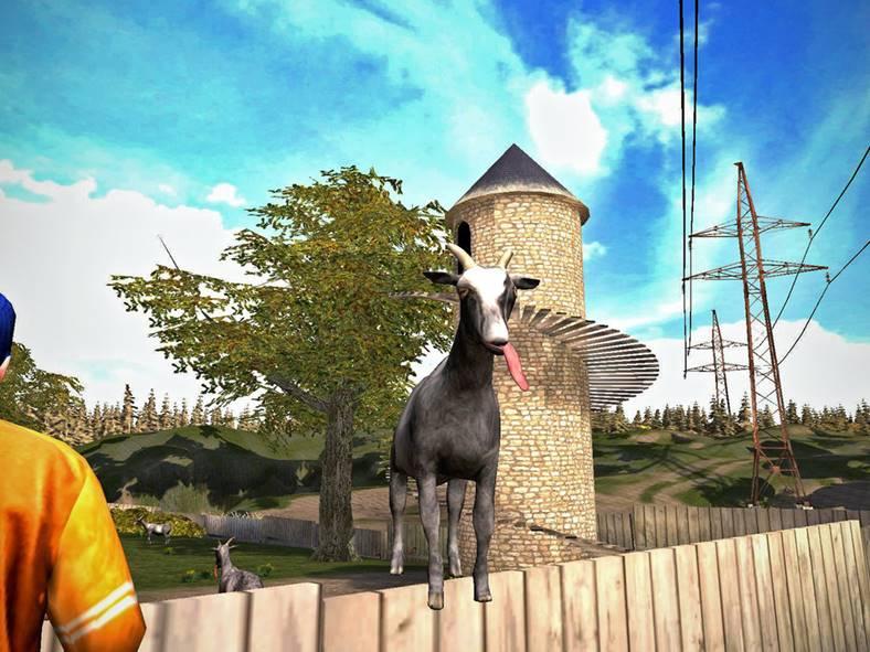goat simulator iphone gratuit