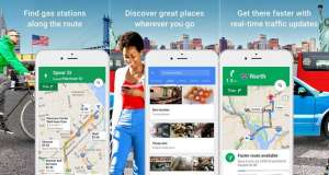 google maps iphone ipad noutati