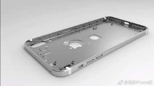 iPhone 8 carcasa aluminiu 1
