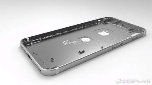 iPhone 8 carcasa aluminiu 2
