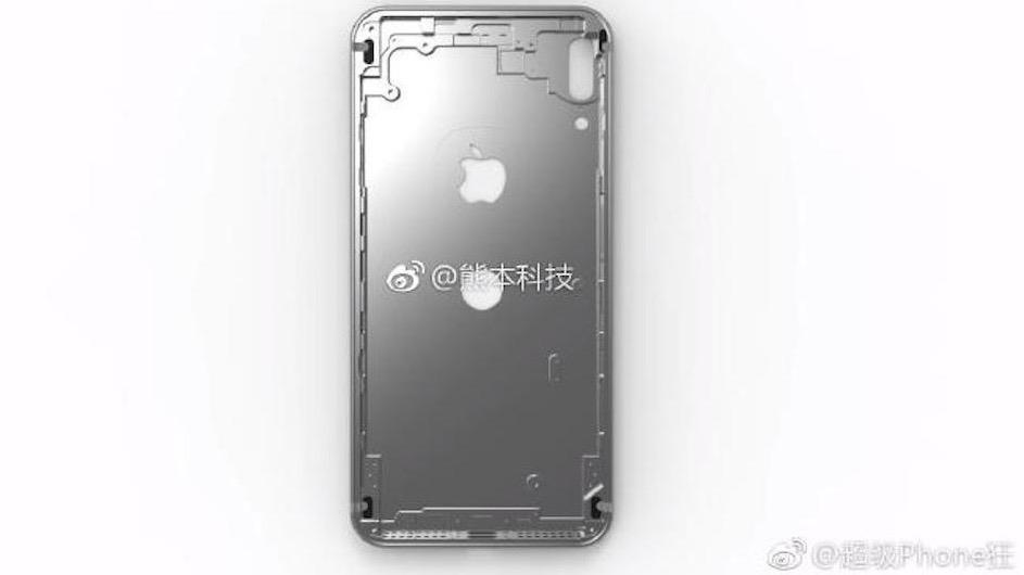 iPhone 8 carcasa aluminiu