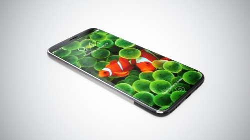 iPhone 8 x concept