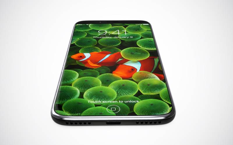 iPhone 8 x concept feat