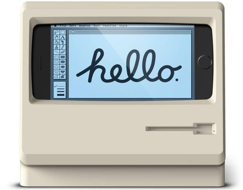 iPhone elago M4