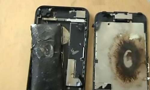 iphone 7 explozie baterie 3