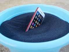 iphone 7 explozie praf pusca