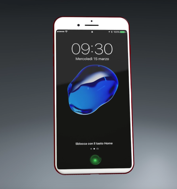 iphone 8 concept buton home 3