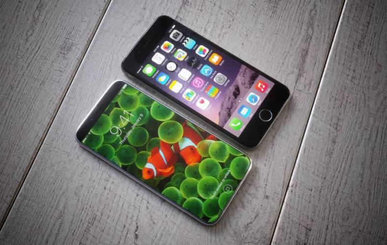 iphone 8 schita design nou