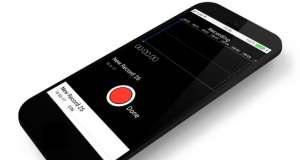 iphone inregistrare mesaje vocale
