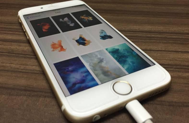 iphone wallpaper separat pagina