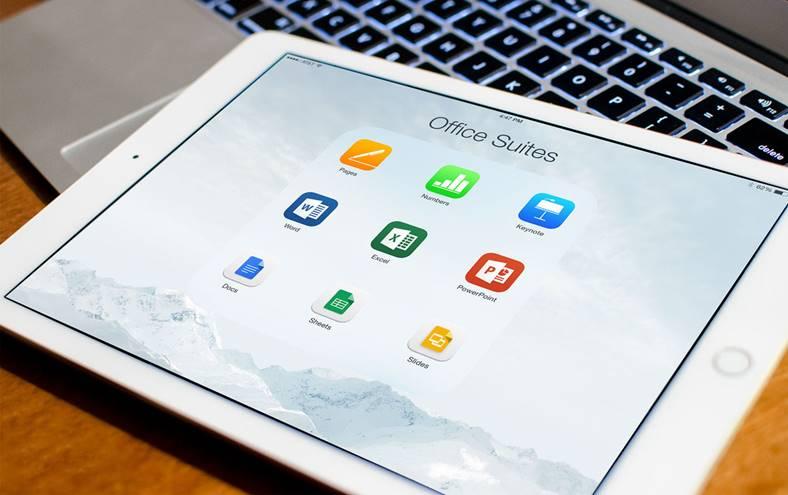 iwork apple aplicatii