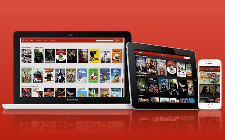 netflix descarcare separata video windows