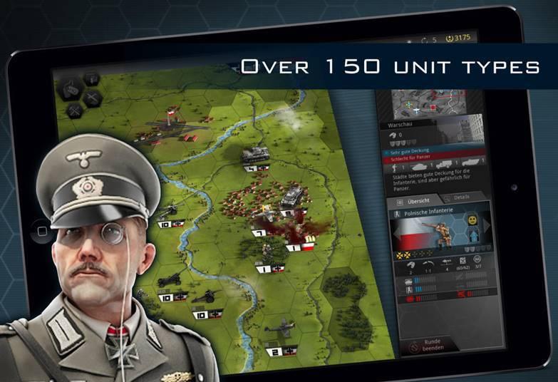 panzer tactics hd iphone