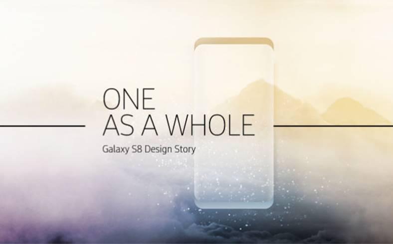 samsung galaxy s8 poveste design