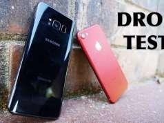 samsung galaxy s8 rezistenta iphone 7