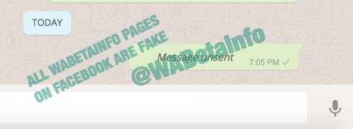 whatsapp retragere mesaje iphone