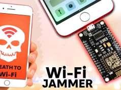 wi-fi bruiaj telefon mobil