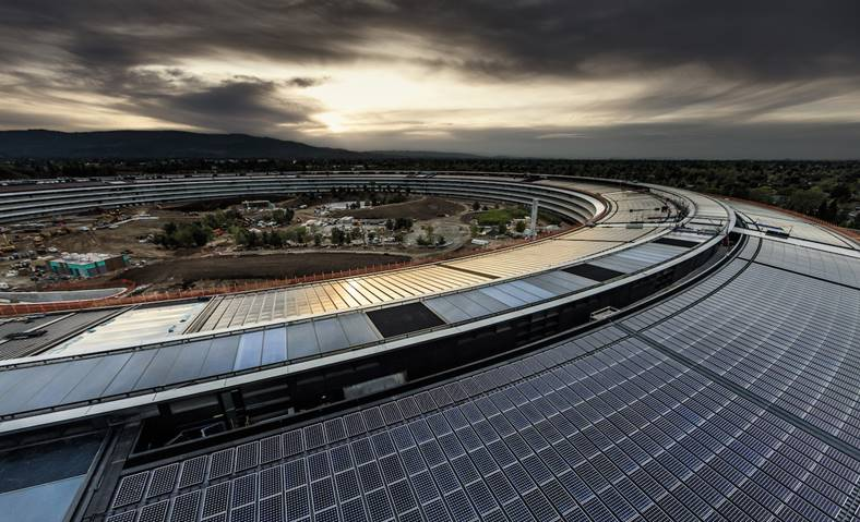 Apple Park imagini exclusive feat