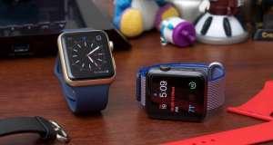 Apple Watch rezistenta burgiu