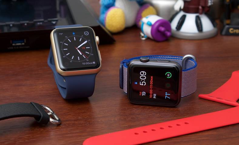 Apple Watch rezistenta burgiu