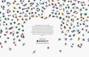 Apple iPad Mac WWDC 2017