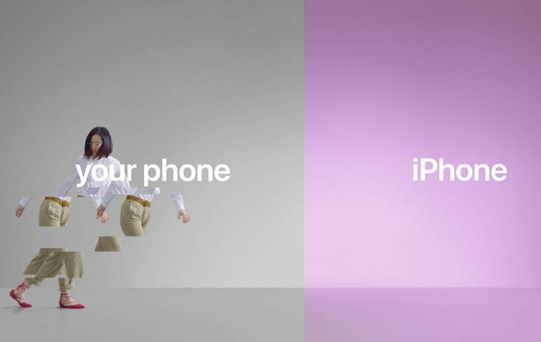 Apple ironie Android iPhone 7