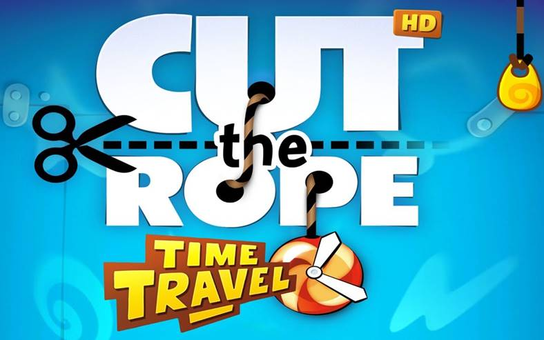Cut The Rope Time Travel iPhone reducere