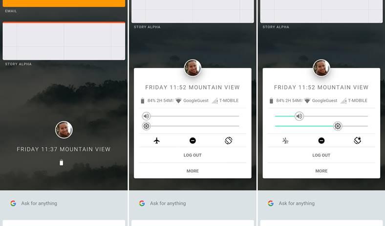 Fuchsia interfata Android Google