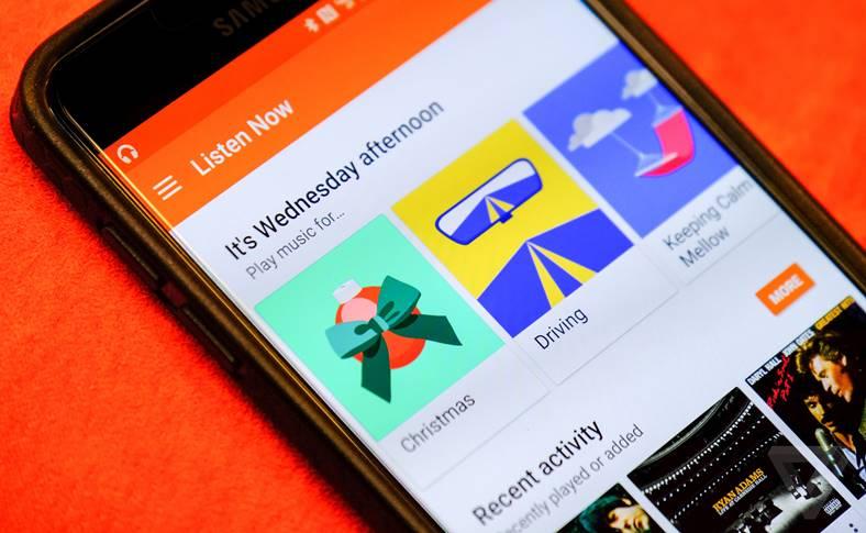 Google Music gratuit 4 luni Apple Music