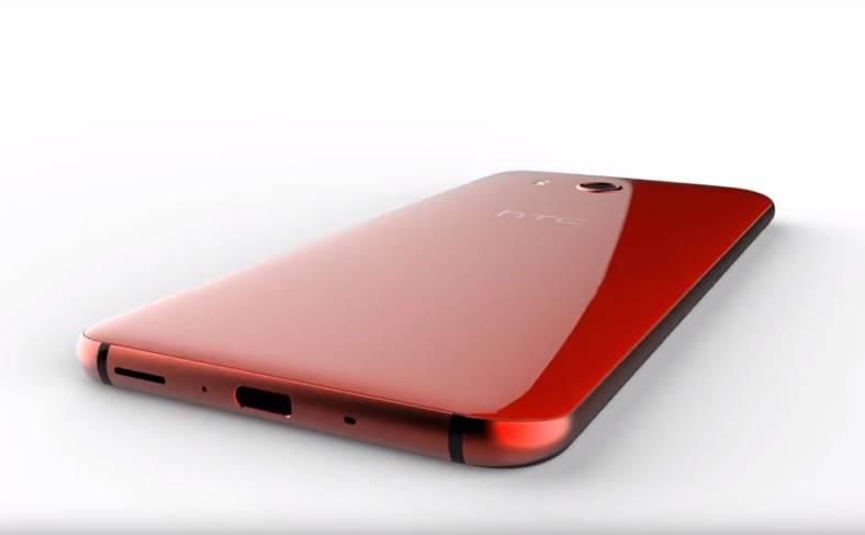 HTC U 11 Edge Sense demo