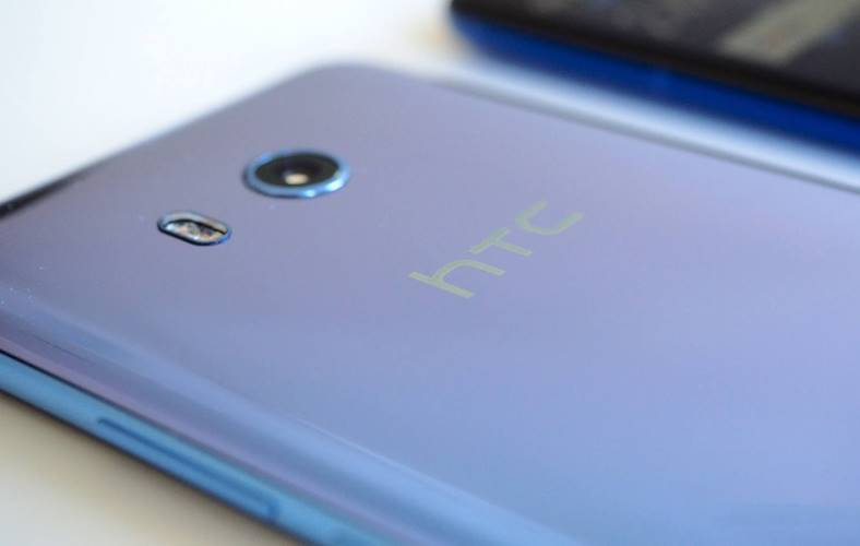HTC U 11 camera