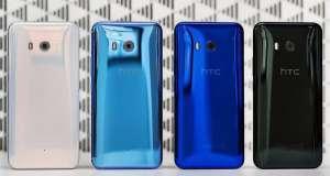 HTC U 11 hands-on video