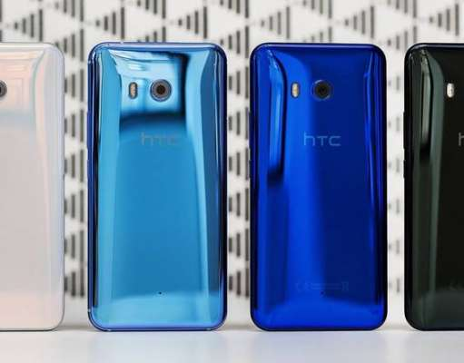 HTC U 11 hands-on video