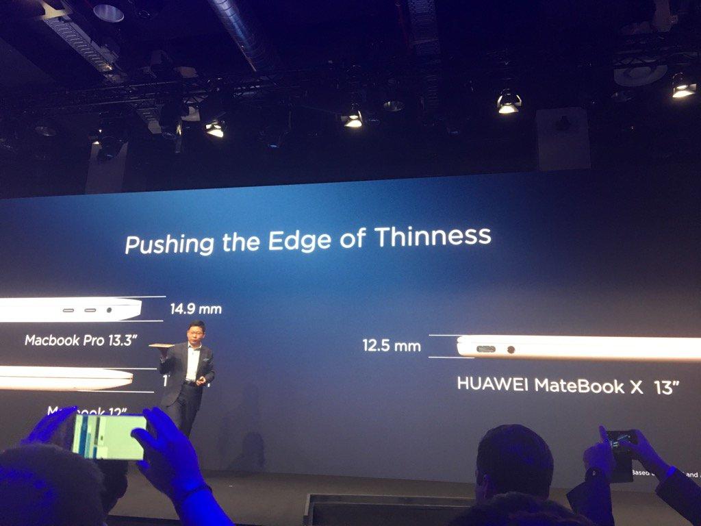 Huawei MateBook X 13 inch 1