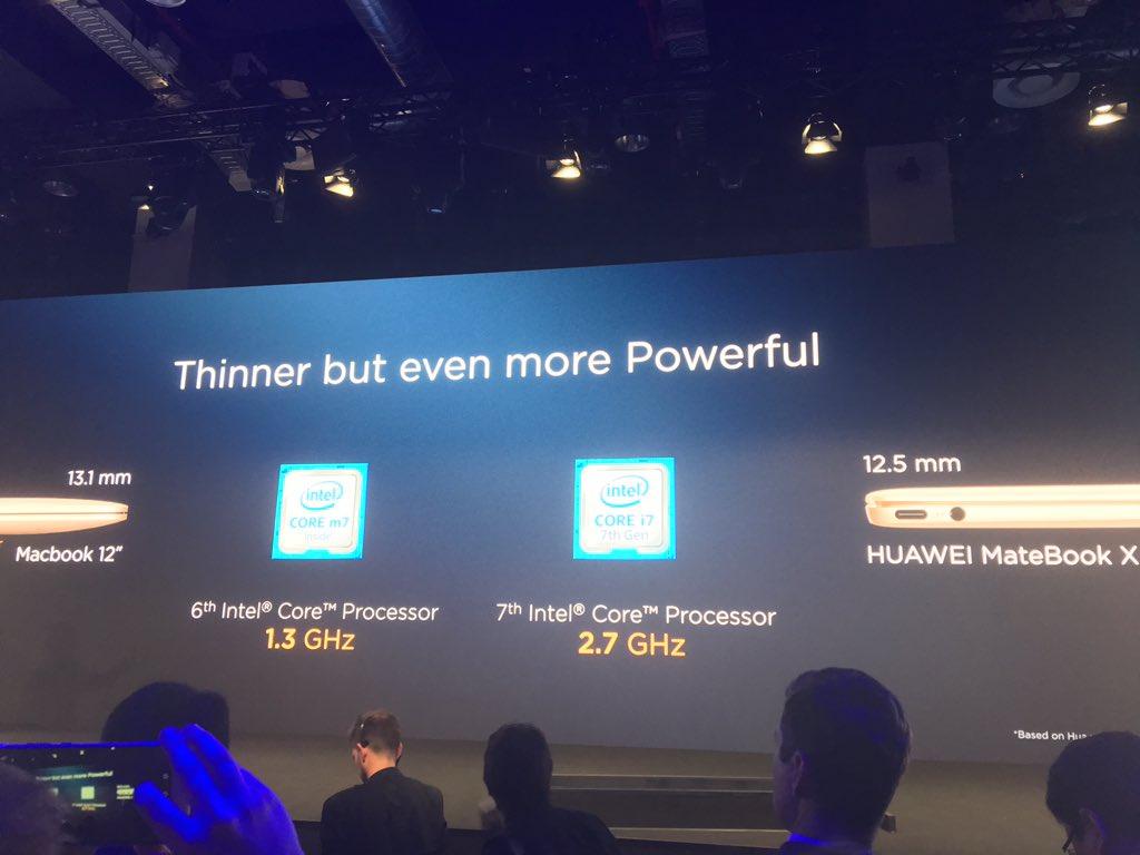 Huawei MateBook X 13 inch
