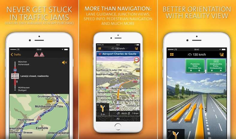 NAVIGON Eastern Europe reducere iOS