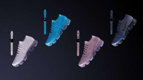 Nike Vapormax bratara apple watch