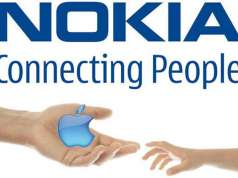 Nokia Apple colaborare