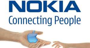 Nokia Apple colaborare