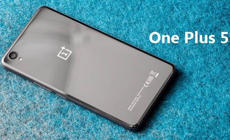 OnePlus 5 arata iphone 7 plus