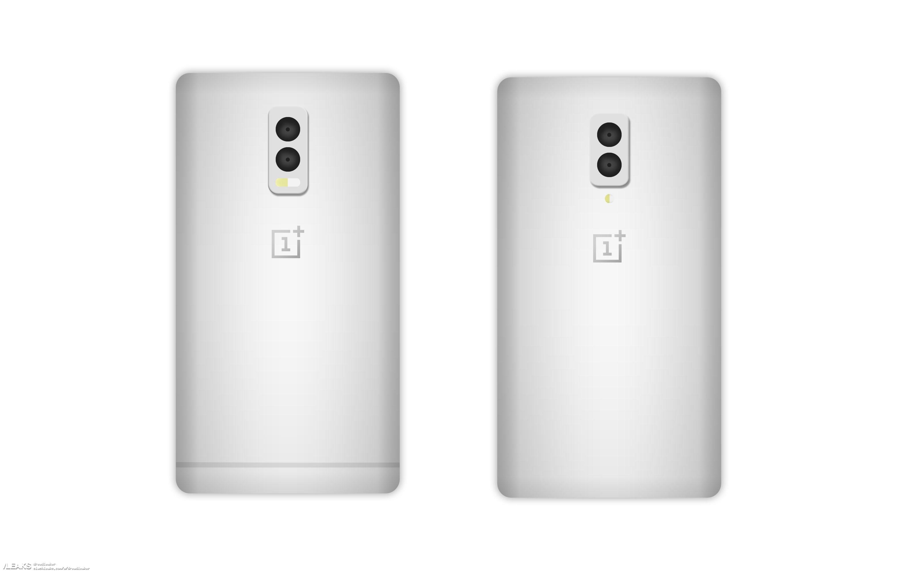 OnePlus 5 camera duala