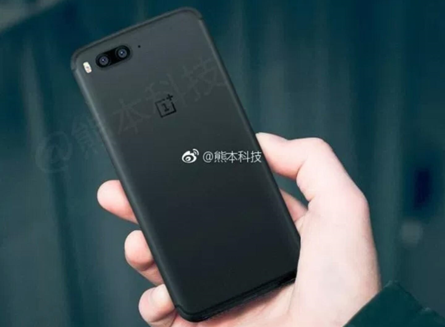 OnePlus 5 design iPhone 7 Plus