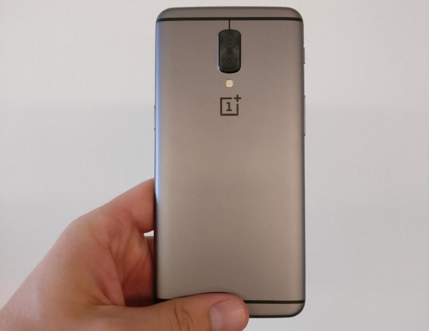 OnePlus 5 design prototip