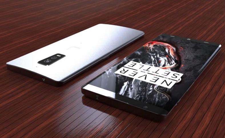 OnePlus 5 rapid iPhone 7 Plus
