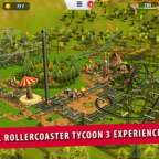 RollerCoaster Tycoon 3 iphone reducere ipad