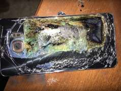 Samsung Galaxy Note 7 proces explozie