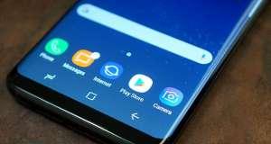 Samsung Galaxy S8 problema incarcare rapida