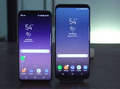 Samsung Galaxy S8 vanzari luna