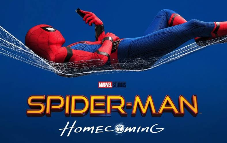 Spider-Man Homecoming iPhone 8 feat