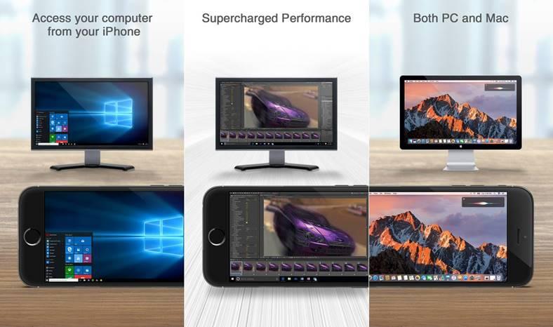 Splashtop Personal - Remote Desktop for iPhone ios ios